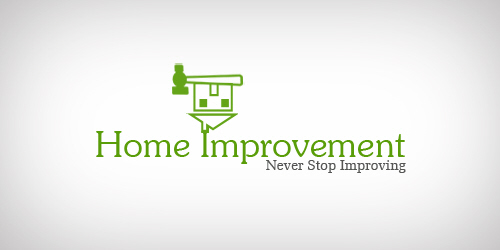 Logics IT Web Design Company Home Improvement Logo